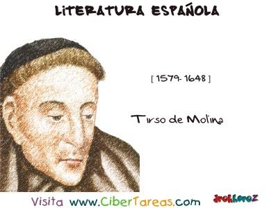 Tirso de Molina - Literatura Española