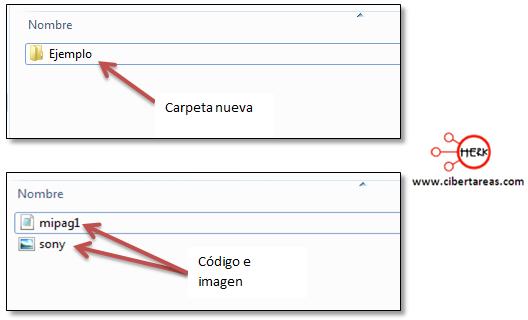 manual de html codigo para insertar una imagen