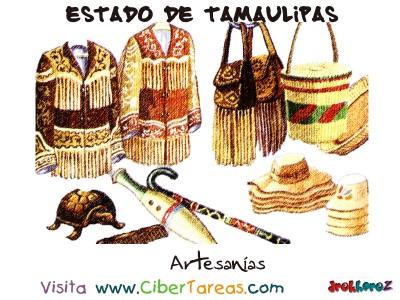 Artesanias - Estado de Tamaulupas
