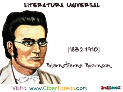 Bjørnstjerne Bjørnson – Literatura Universal 0