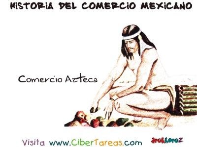 Comercio Azteca - Historia del Comercio Mexicano