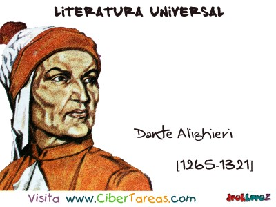 Dante Alighieri - Literatura Universal
