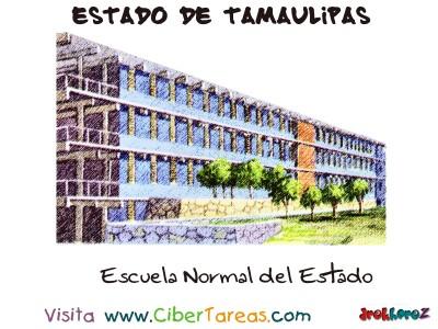 Escuela Normal del Estado - Estado de Tamaulipas