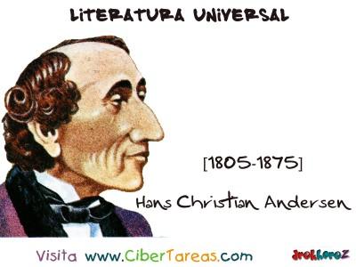 Hans Christian Andersen - Literatura Universal