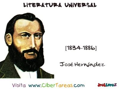 Jose Hernandez - Literatura Universal