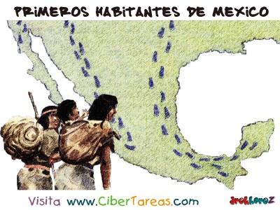 Primeros Habitantes de Mexico