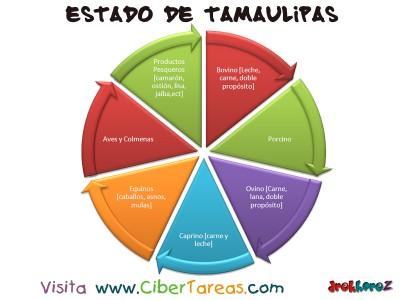 Produccion Pecuaria - Estado de Tamaulipas