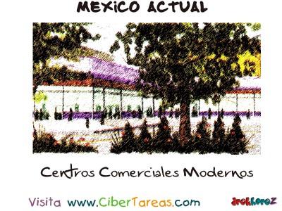 Centros Comerciales Modernos - Mexico Actual