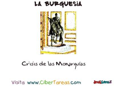Crisis de las Monarquias - La Burguesia