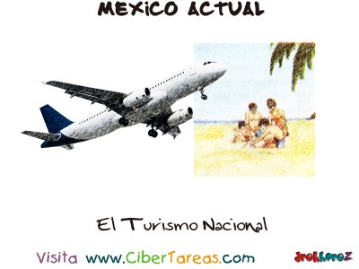 El Turismo Nacional - Mexico Actual