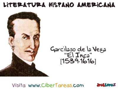 Garcilaso de la Vega Peru - Literatura Hispano Americana
