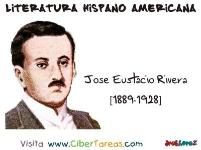 Jose Eustacio Rivera Colombia - Literatura Hispano Americana