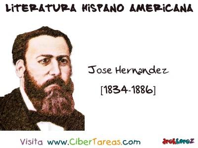 Jose Hernandez Argentina - Literatura Hispano Americana