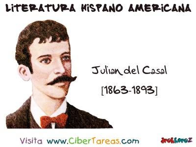 Julian del Casal Cuba - Literatura Hispano Americana