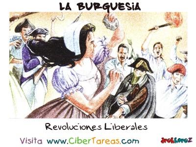 Revoluciones Liberales - La Burguesia