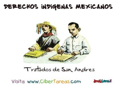 Tratados de San Andres - Derechos Indigenas Mexicanos