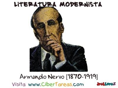Amando Nervo - Literatura Modernista