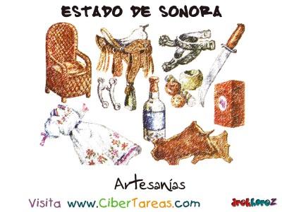 Artesanias - Estado de Sonora