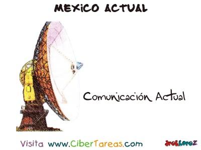 Comunicion Actual - Mexico Actual