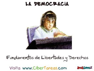 Fundamentos de Libertad y Derecho - La Democracia