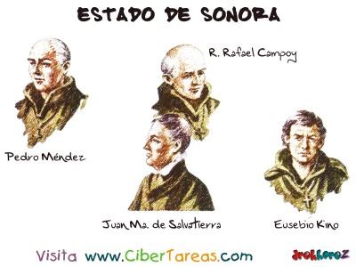 Hombres Notables_1 - Estado de Sonora