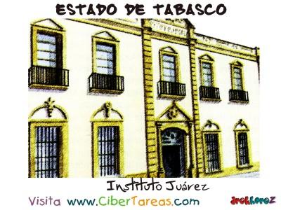 Instituto Juarez - Estado de Tabasco