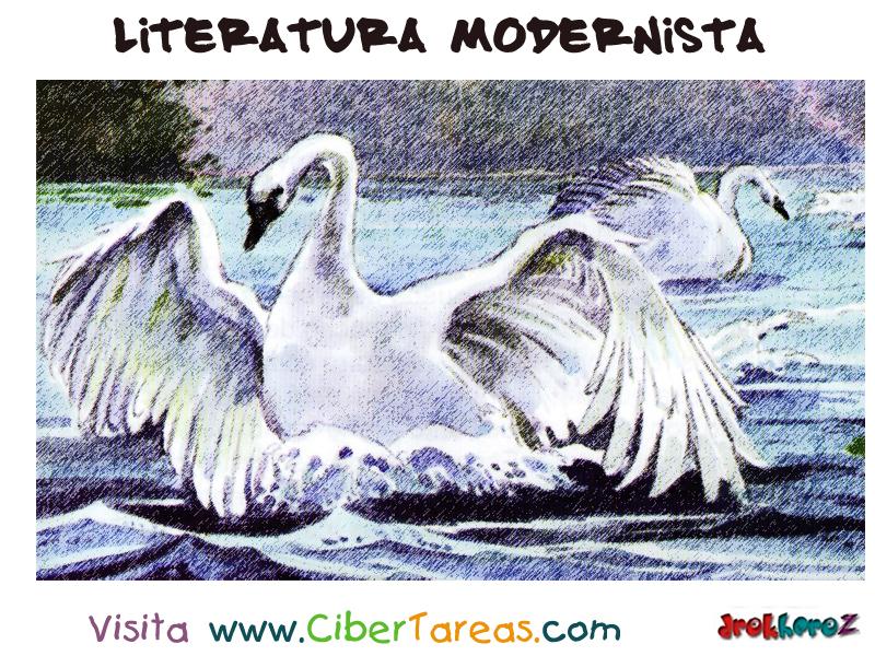 Literatura Modernista   CiberTareas