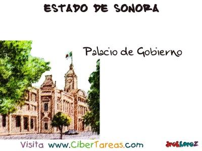 Palacio de Gobierno - Estado de Sonora