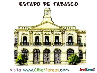 Palacio de Gobierno - Estado de Tabasco