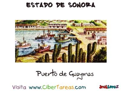 Puerto de Guaymas - Estado de Sonora