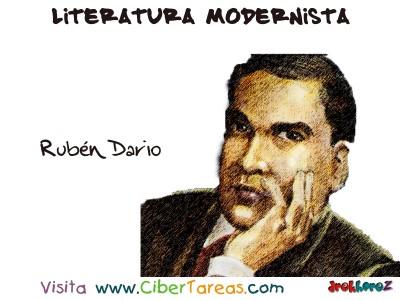 Ruben Dario - Literatura Modernista