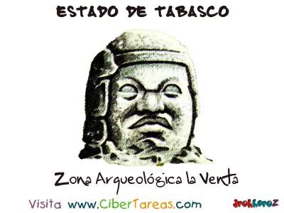 Zona Arqueologica la Venta - Estado de Tabasco