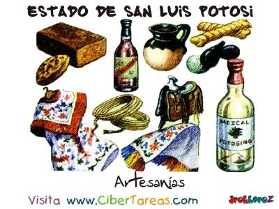Artesanias - Estado de San Luis Potosi