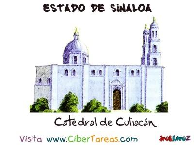 Catedral de Culiacan - Estado de Sinaloa
