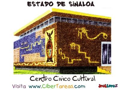 Centro Civico Cultural - Estado de Sinaloa