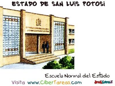 Escuela Normal del Estado - Estado de San Luis Potosi