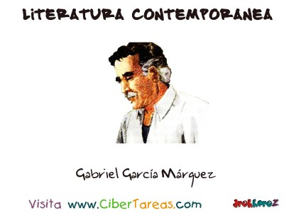 Gabriel Garcia Marquez - Literatura Contemporanea