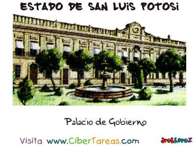 Palacio de Gobierno - Estado de San Luis Potosi