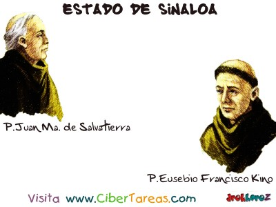 Personajes Notables - Estado de Sinaloa