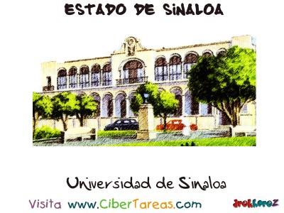 Universidad de Sinaloa - Estado de Sinaloa
