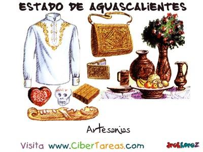 Artesanias - Estado de Aguascalientes