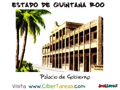 Palacio de Gobierno - Estado de Quintana Roo
