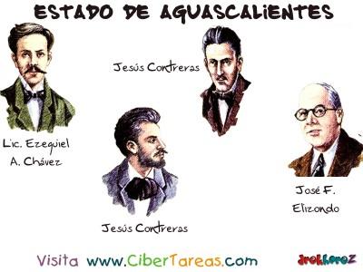 Personajes Notables - Estado de Aguascalientes
