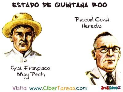 Personajes Notables - Estado de Quintana Roo