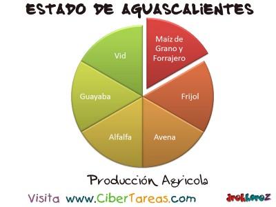 Produccion Agricola - Estado de Aguascalientes