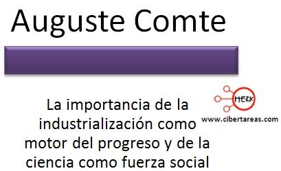 auguste comte la ciencia como fuerza social introduccion a las ciencias sociales