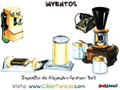 Alejandro Graham Bell-Inventores