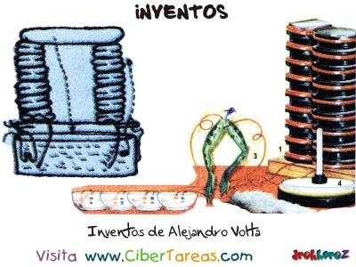 Alejandro Volta-Inventores