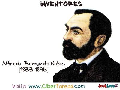 Alfredo Bernardo Nobel [1833-1896]-Inventores