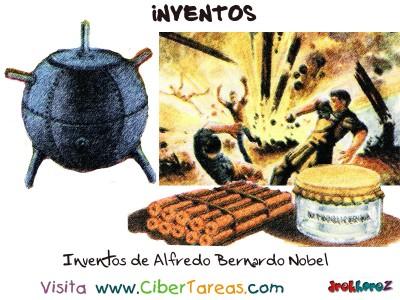 Alfredo Bernardo Nobel-Inventores